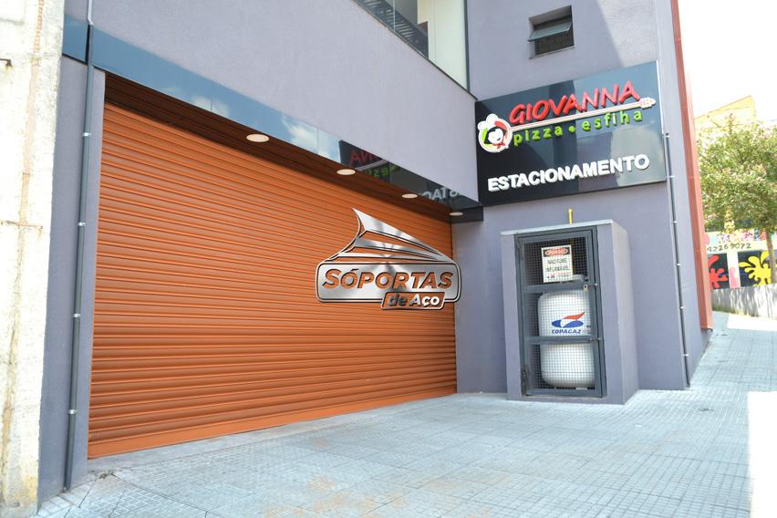Portas de aço automáticas em Diadema