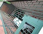 Modelo de Portas de Aço Tijolinho